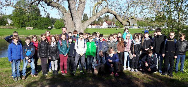Unser erster gemeinsamer deutsch-polnischer Schüleraustausch