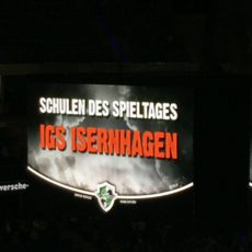 """IGS Isernhagen ist """" Schule des Spieltages"""""""